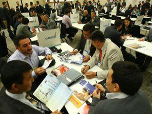 Dünya Ticaret Köprüsüne Konyadan 100 işadamı