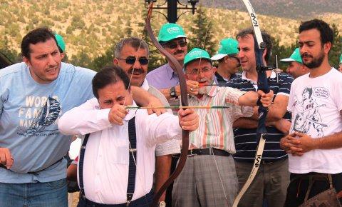 MÜSİAD Konya Şubesi üyeleri geleneksel piknik programında