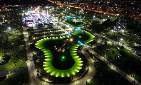 Konya basınına şehir parkının tanıtımı yapıldı