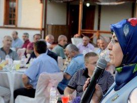 Fatma Torudan kentsel dönüşüm açıklaması