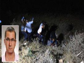 Konyada boş arazide ceset bulundu