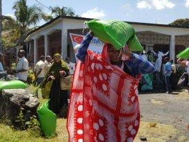 Ribattan Komor Adalarına yardım eli