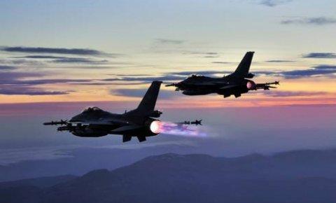 TSKdan Kuzey Iraka hava harekatı!