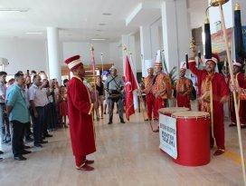 Mehteran Takımı EXPO Antalya'da konser verdi