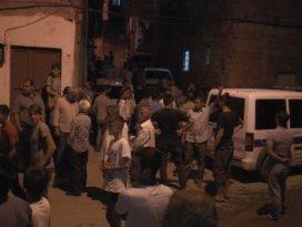 Şanlıurfada Suriyelilerin kaldığı mahalle karıştı: 3 yaralı