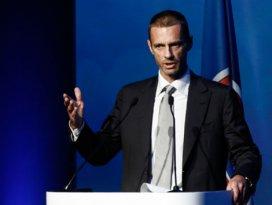 UEFAnın yeni başkanı Aleksander Ceferin