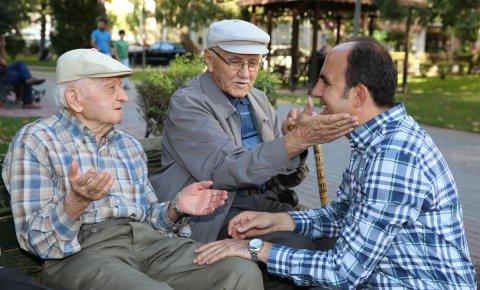 Başkan Altay vatandaşlarla  buluştu