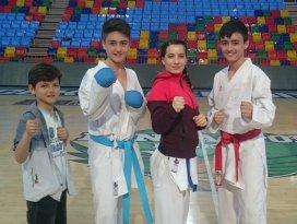Karate takımı Rize yolcusu