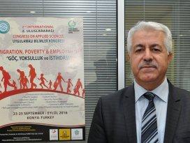 Göç, yoksulluk ve istihdam Konya'da konuşulacak