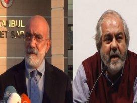 Ahmet Altan ve Mehmet Altana tutuklama talebi