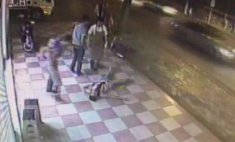 Konyada Suriyeli genç, sokak ortasında bıçaklandı