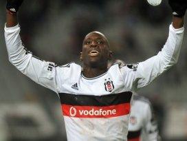 Beşiktaşa Galatasaray derbisinde Demba Ba sürprizi