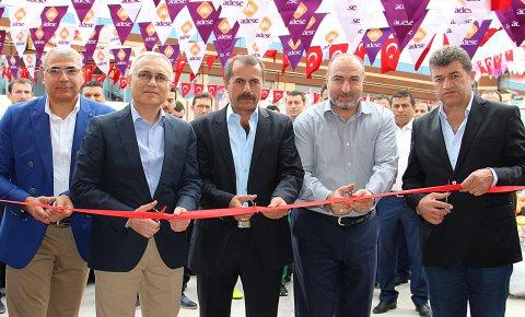 Adese, Beyhekim'de yeni market açtı