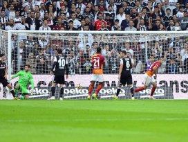 Beşiktaş 2-2 Galatasaray