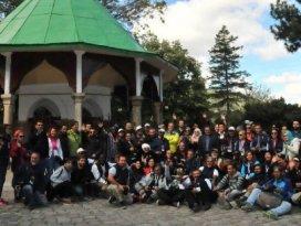 İslam ülkelerinin ünlü fotoğrafçıları Akşehir'de