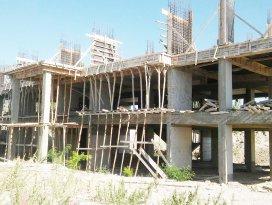 Okul inşaatı neyi bekliyor?