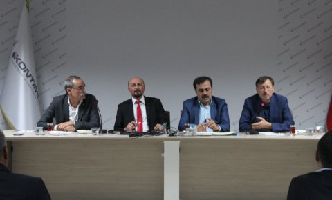 KONTİMDER'de 15 Temmuz konuşuldu