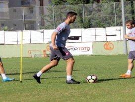 Adanaspor, Konyaspor maçının hazırlıklarına başladı
