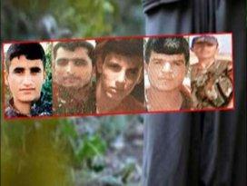 PKKnın katliam timi ortaya çıktı!