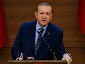 Erdoğan: Bağırsan duyulacak adaları Lozan'da verdik, zafer mi bu?