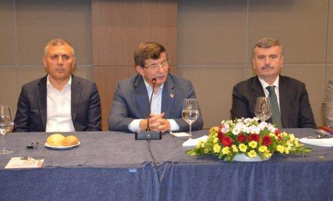 Erdoğanın katılımıyla Konyaya 42 temel atma ve 42 açılış programı