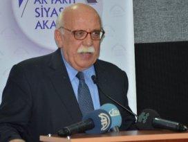 Bakan Avcı: AK Parti herhangi bir siyasi parti değildir