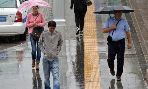 Sıcaklıklar düşecek, şiddetli yağış geliyor