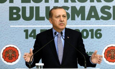 Erdoğan: Musul'a yakın bir noktadayız
