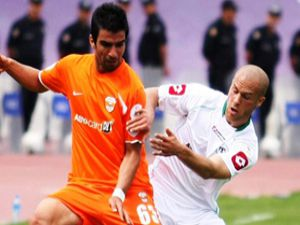 Konyasporlu Erdal yakın takipte