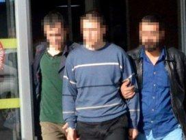 Konyada 5 yargı mensubu FETÖden tutuklandı