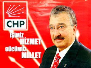 CHPli aday Ak Parti sloganı kullandı