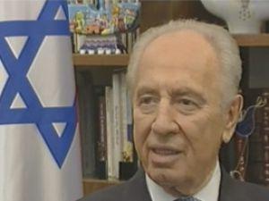 Şimon Peres saçmaladı!