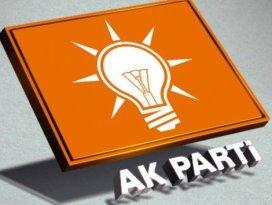 Ak Partideki kongrenin detayları