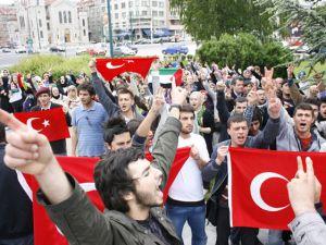 Saraybosnada İsraile öfke seli