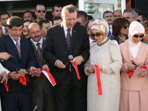 Erdoğan, Ak Parti Konya il binasını açtı