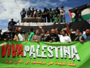 Gazzeye yeni gemi bu hafta yola çıkıyor