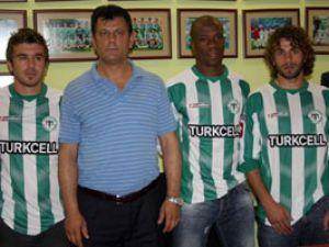 Konyaspor, transferde çok hızlı