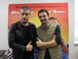 Ahmet Kural ve Murat Cemcirden yeni dizi sinyali
