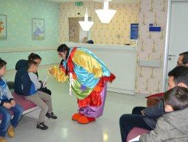 Medicana'dan çocuklara karne eğlencesi