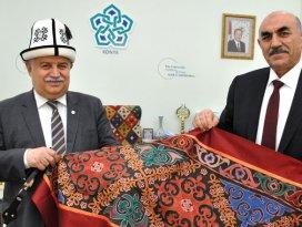 NEÜ ile Manas Üniversitesi arasında işbirliği