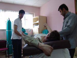 Akşehir'de trafik kazaları : 5 yaralı