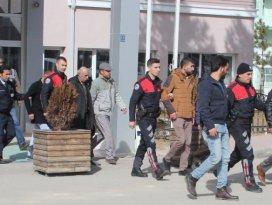 Karaman'da aranan 21 kişiden 11'i tutuklandı
