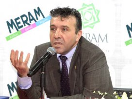 Güvenlik Uzmanı Ağar Konya'da konferans verdi