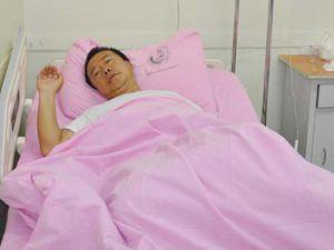 Çinli mühendis kendisini Türk doktorlara emanet etti