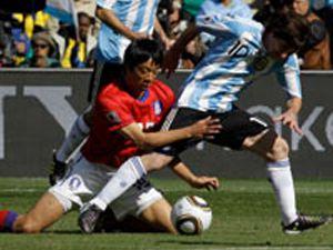Arjantin, Güney Koreyi 4-1 yendi