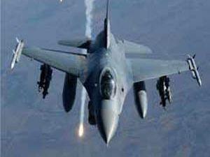 Jetler Irakın kuzeyini vuruyor