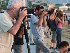 Fotoğraf tutkunları Beyşehirde buluştu