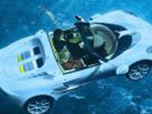 Suyla çalışan araba projesi
