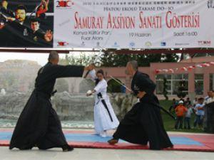 Son Samuraylar Konyada