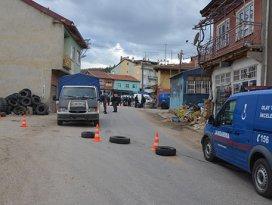 Konya'da trafik kazası:1 ölü